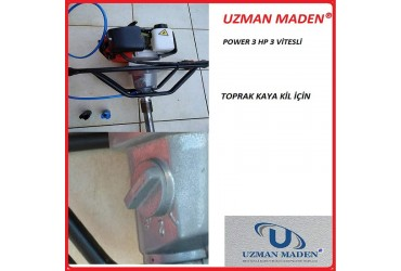 POWER 3 HP 3 VİTESLI