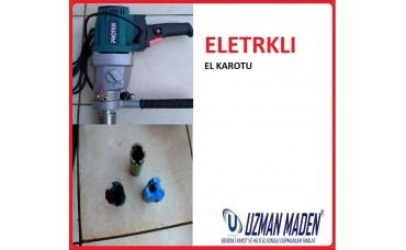 PROTER 3 VİTESLI KAROT