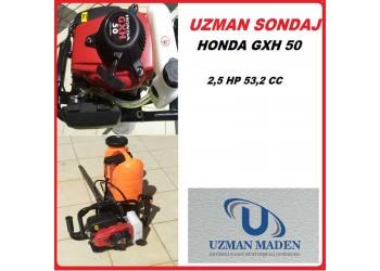 HONDA GXH50  2,5 HP EL SONDAJI SESSİZ
