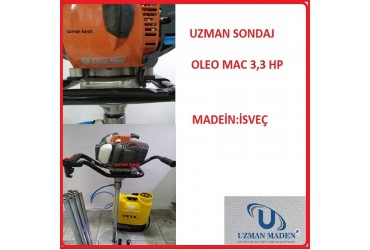 OLEO MAC 3,3 HP 51,7 CC BCF 530